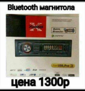 Магнитолы Bluetooth.