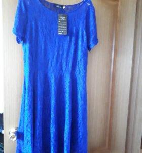 Платье ажурное красивое новое