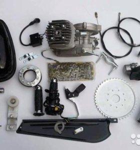 Велодвигатель F80 для установки на велосипед