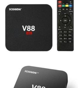 Продаю TV Box Android приставку