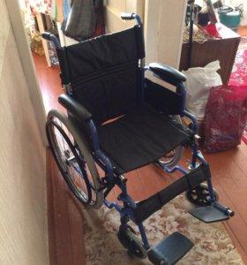 Инвалидная коляска (новая)срочно