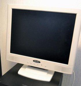 TFT монитор Bliss 1740