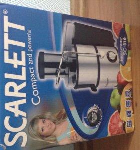 Соковыжималка Scarlett SC-016