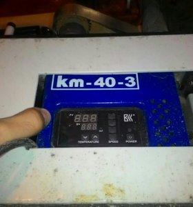 KM-40-3 Кромкооблицоваочный ручной станок