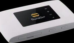 ZTE MF920 4G/Wi-Fi роутер