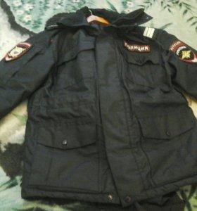 Костюм димесезонный полиции