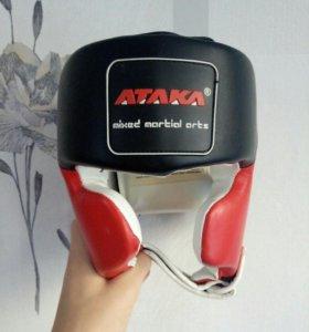 Шлем для бокса и единоборств