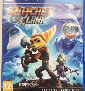 Продам или обменяю Ratchet&Clank