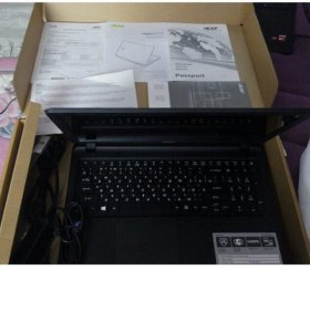 Ноутбук ACER Aspire ES1-572-POQJ