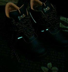 Ботинки робовские