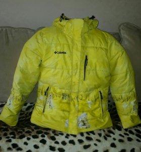 Зимний костюм (куртка+комбинизон)