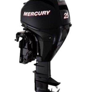 Лодочный мотор Mercury ME F25elpt EFI,Япония