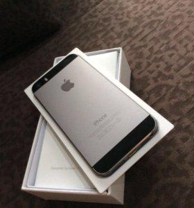 iPhone 5s все работает 16гб