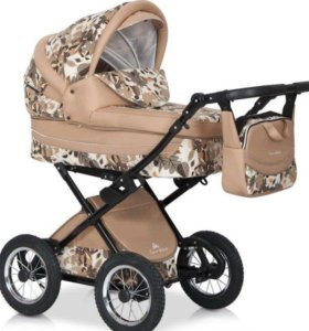 Детская коляска Caretto Angel Leaves Collection