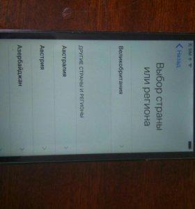 Iphone 5 Заблокирован