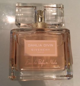 Парфюмерная вода Givenchy Dahlia Divin Nude, 75 ml