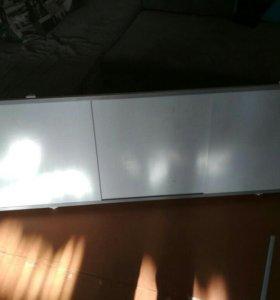 Экран для ванны с регулировкой по высоте