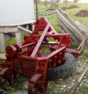 копалка на трактор