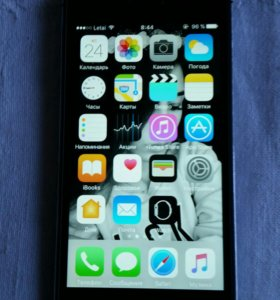 IPhone 5 s.