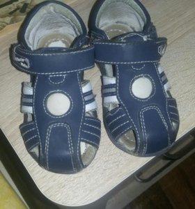 Обувь детская.Размер 22.