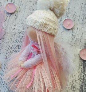 Интерьерная кукла ,кукла ручной работы