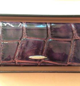 Новый кошелёк в упаковке