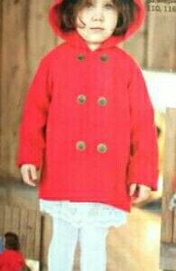 Пальто 2-3 года