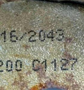 Тормозные колодки на Форд Mazda