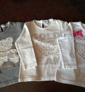 Одежда на девочку 9 месяцев