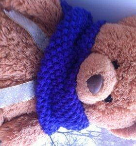 Снуды, бактусы, шарфы