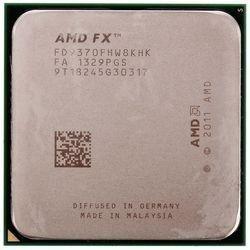 Процессор AMD FX-9370 (8 ядер, 4.4-4.7GHz)