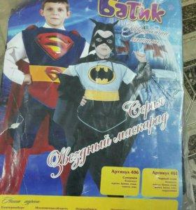 Новогодний костюм. Бетмен