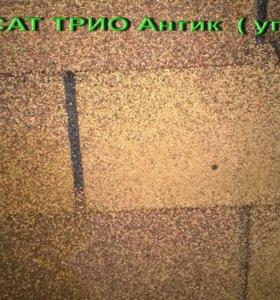 Кровля TILERCAT ТРИО Антик ( уп. 3м/2 )