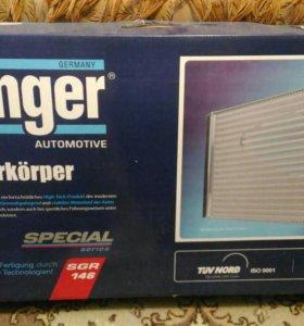 Радиатор для Нивы 214