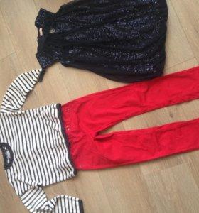 брюки, юбки, платья, свитера