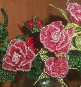 Розы Подарочные