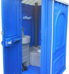 Аренда туалетной кабинки!