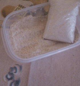 Готовые сухие корма- смеси  для ахатины
