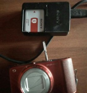 Фотоаппарат SONY ciber-shot