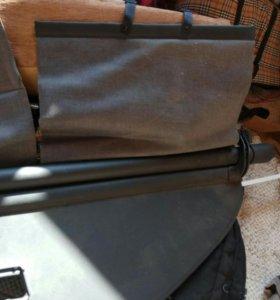 Шторка багажника nissan