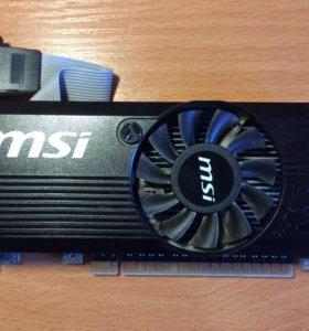 Видеокарта MSI GeForce GT 730, 1 Gb, GDDR5.