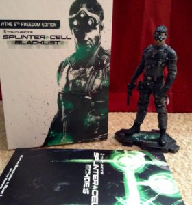 Статуэтка Sam Fisher Splinter Cell Blacklist