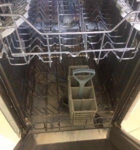 Встраиваемая посудомоечная машинка gorenje б/у
