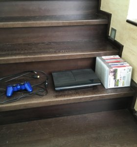 PlayStation 3 Super Slim геймпад