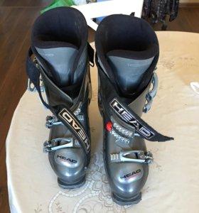 Ботинки горнолыжные 29,0-29,5