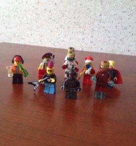 Фигурки (LEGO)