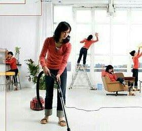 Генеральная уборка квартир, офисов, домов