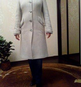 Пальто + плащ