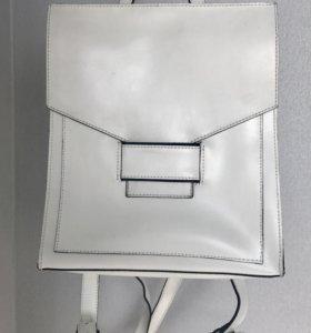 Рюкзак (натуральная кожа)