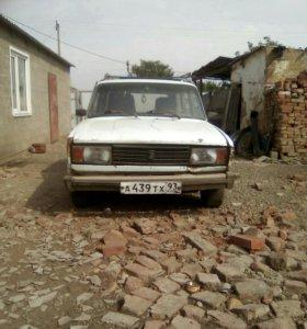 Машина2104
